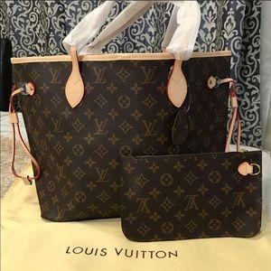 Luis Vuitton bag.